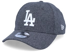 Los Angeles Dodgers Melton 9Forty Grey/White Adjustable - New Era