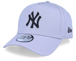 New York Yankees League Essential Grey/Black Adjustable - New Era