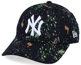 New York Yankees 9Forty Paint Pack Navy/White Adjustable - New Era