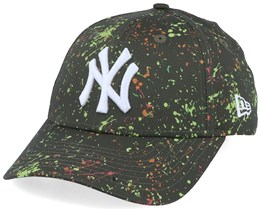 New York Yankees 9Forty Paint Pack Olive/White Adjustable - New Era