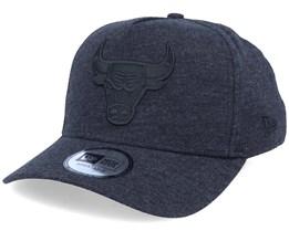 Chicago Bulls Essential A-Frame Black Adjustable - New Era