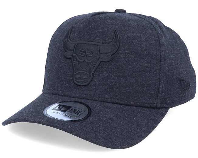 Chicago Bulls Essential A-Frame Black Adjustable - New Era