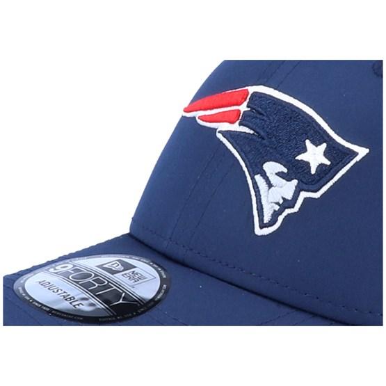 DRY SWITCH New England Patriots navy New Era 9Forty Cap