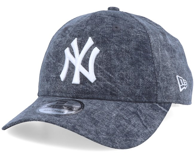New York Yankees 9Twenty Denim Black Adjustable - New Era