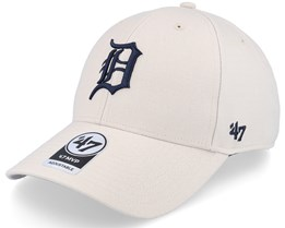 Detroit Tigers Mvp Bone Adjustable - 47 Brand