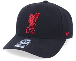 Liverpool Cold Zone Mvp DP Black/Red Adjustable - 47 Brand
