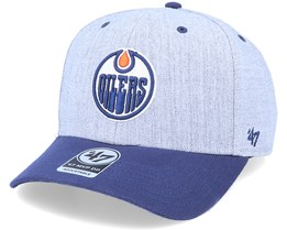 Edmonton Oilers Storm Cloud Mvp DP Charcoal/BlueAdjustable - 47 Brand