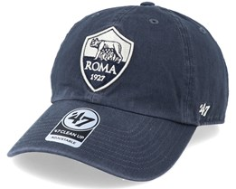 AS Roma Clean Up Vintage Navy/White Adjustable - 47 Brand