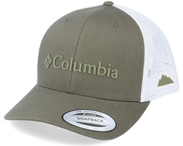 Mesh™ Olive Green/White Trucker - Columbia