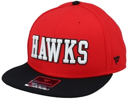 Chicago Blackhawks Hometown Athletic Red/Black Snapback - Fanatics