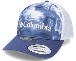 Punchbowl™ Dark Mountain, White Trucker - Columbia