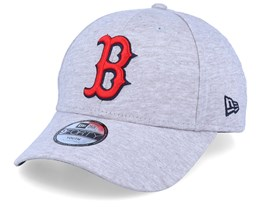 Kids Boston Red Sox Jersey Essential 9Forty/Red Heather Grey Adjustable - New Era