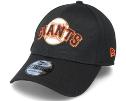 San Francisco Giants Of Clubhouse MLB French Black 39Thirty Flexfit - New Era