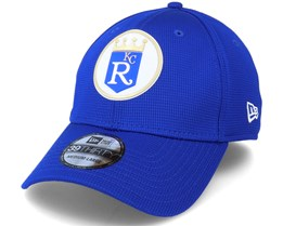 Kansas City Royals Of Clubhouse MLB Royal Blue 39Thirty Flexfit - New Era