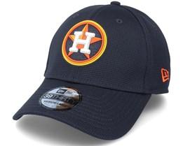 Houston Astros Of Clubhouse MLB French Navy 39Thirty Flexfit - New Era