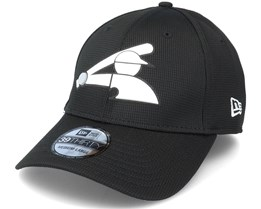 Chicago White Sox Of Clubhouse MLB Black 39Thirty Flexfit - New Era