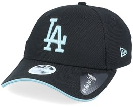 Los Angeles Dodgers Womens  Era 9Forty Black/Light Blue Adjustable - New Era