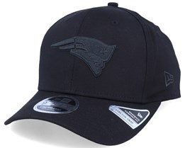 New England Patriots Tonal 9Fifty Stretch Snap Black/Black Adjustable - New Era