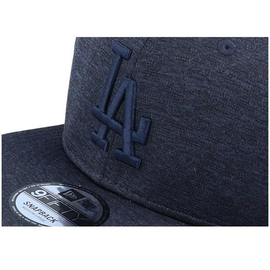 New Era 9Fifty Snapback Cap SHADOW TECH LA Dodgers navy