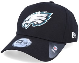 Philadelphia Eagles A-Frame Black/White Adjustable - New Era