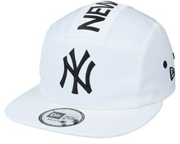 New York Yankees MLB Camper White/Black 5-Panel - New Era
