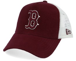 Boston Red Sox MLB Maroon/White Trucker - New Era