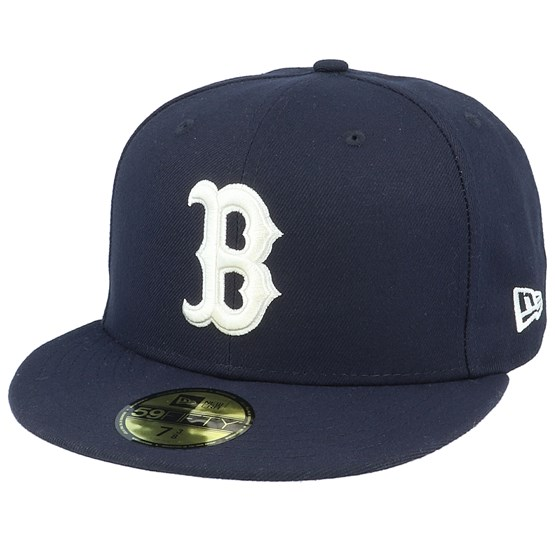 New Era 59Fifty Fitted Cap HEATHER Boston Red Sox