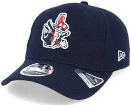 New Hampshire Fisher Cats Minor League 9Fifty Navy Adjustable - New Era