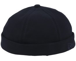 Matt Pack Skully Black Brimless - New Era