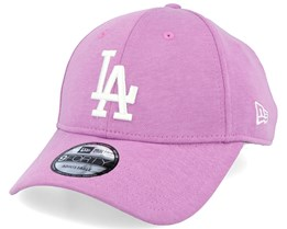 Los Angeles Dodgers Jersey Pack 9Forty Pink/White Adjustable - New Era