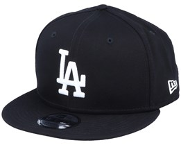 Los Angeles Dodgers Essential 9Fifty Black/White Snapback - New Era