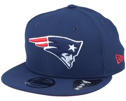 New England Patriots Diamond Era Essential 9Fifty Navy Snapback - New Era