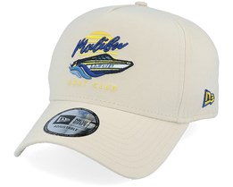 Malibu Beach A-Frame Sand/Blue Adjustable - New Era