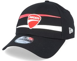 Ducati Sp20 Stripe 9Forty Black Adjustable - New Era