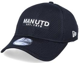 Manchester United SP20 Sport Mesh 39Thirty Black Flexfit - New Era