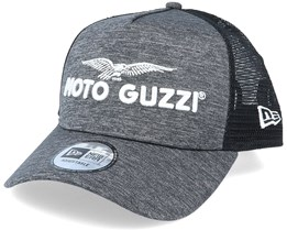 Moto Guzzi A-frame Grey/Black Trucker - New Era