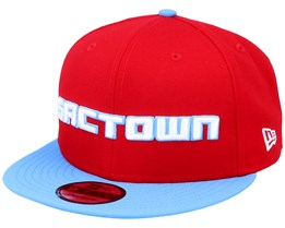 Sacramento Kings 9Fifty Red/Light Blue Snapback - New Era