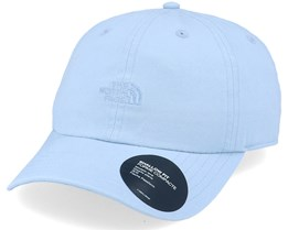 Washed Norm Dad Cap Faded Blue Adjustable - The North Face