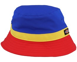 Twin City Royal Blue/Red/Yellow Bucket - Dickies