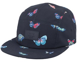 Davis Black Metamorphosis 5-Panel  - Vans