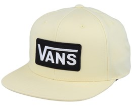 Patch Double Cream Snapback - Vans