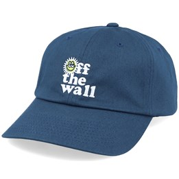 Mini Full Patch Copen Blue Snapback Vans cap