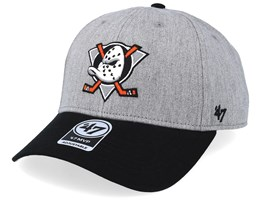 Anaheim Ducks Palomino Two Tone 47 Mvp Heather/Black Adjustable - 47 Brand