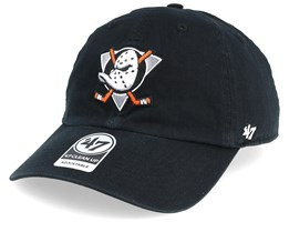 Anaheim Ducks 47 Clean Up Black Adjustable - 47 Brand