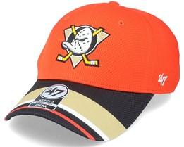 Anaheim Ducks Jersey Solo Orange Flexfit - 47 Brand
