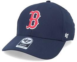 Boston Red Sox Mvp Momentum Navy/Red Adjustable - 47 Brand
