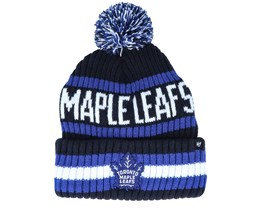 Toronto Maple Leafs Bering Navy/Royal Pom - 47 Brand