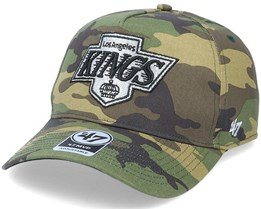 Los Angeles Kings Grove Mvp DT Camo Adjustable - 47 Brand