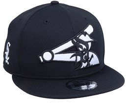Chicago White Sox MLB 9Fifty Batting Practise Black Snapback - New Era