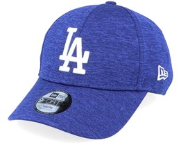 Kids Los Angeles Dodgers Shadow Tech 9Forty Blue/White Adjustable - New Era